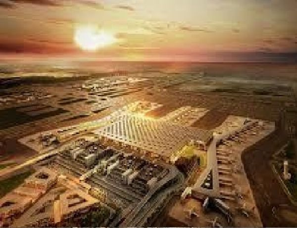 THE NEW AIRPORT IN ISTANBUL