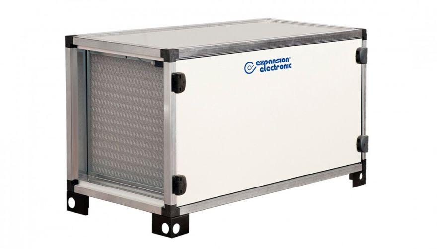 ECOLIGHT, Exhaust Filtration Unit