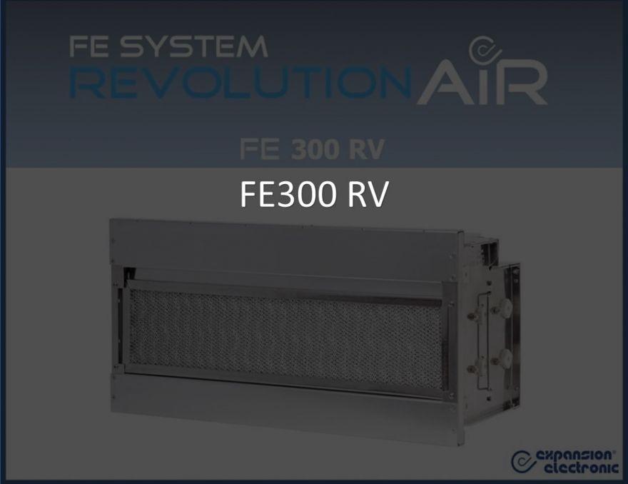 New FILTER FE300 RV system