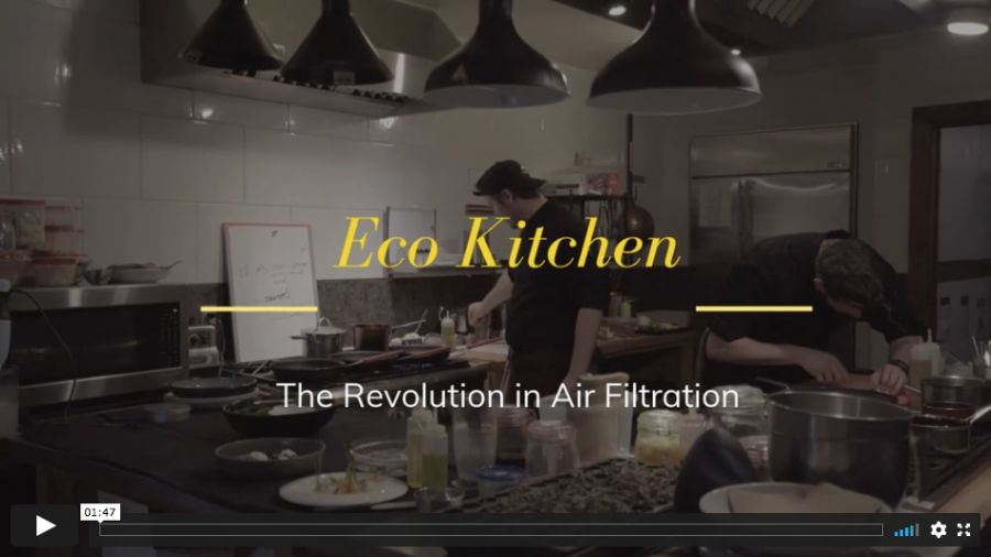ECOKITCHEN - The revolution in Air Filtration
