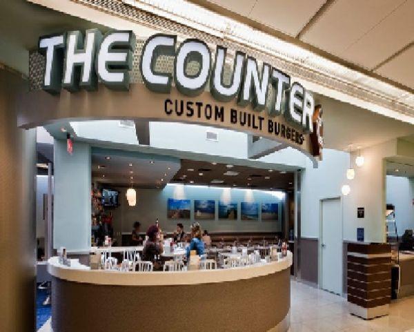 THE COUNTER BURGER DUBLIN