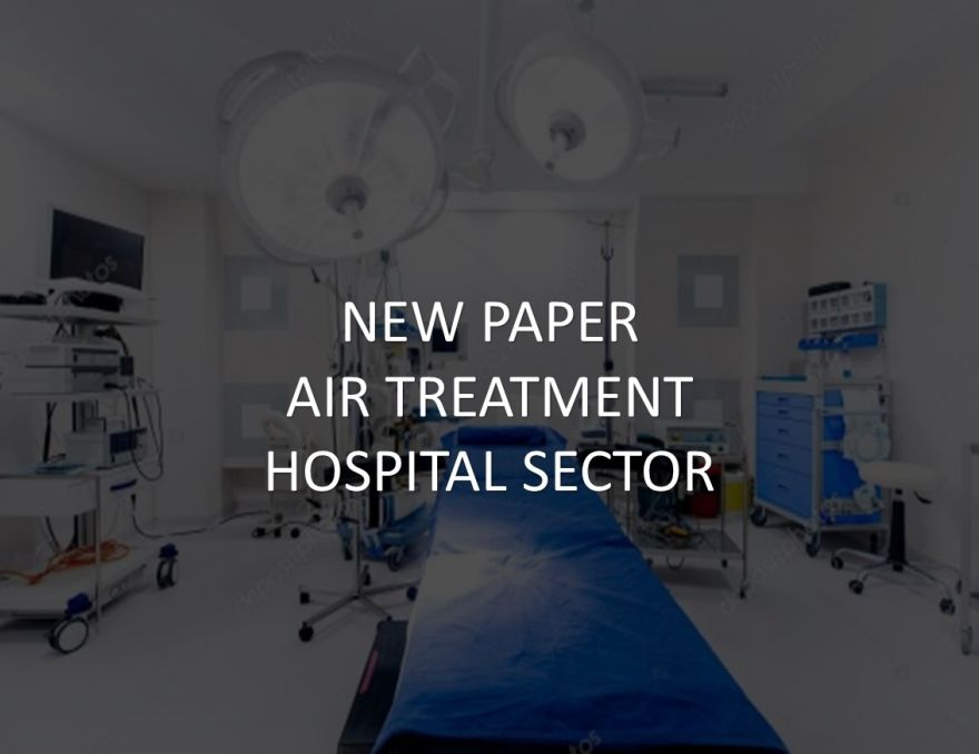 AIR TREATMENT HOSPITAL SECTOR