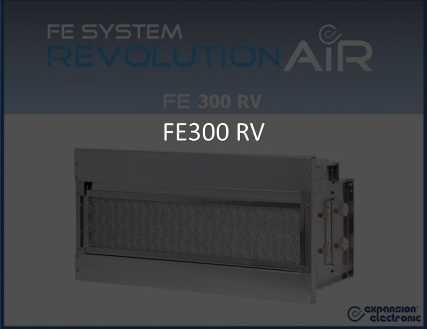 Nuovo sistema FILTRO FE 300RV