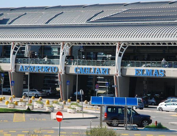 """""""ELMAS"""" CAGLIARI AIRPORT"""